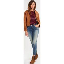 LTB MIKA Jeansy Slim Fit zaniah wash. Niebieskie jeansy damskie marki LTB, z bawełny. W wyprzedaży za 181,35 zł.