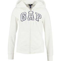 Bluzy damskie: GAP Bluza rozpinana white