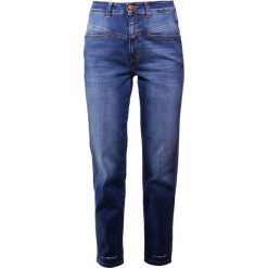 CLOSED PEDAL PUSHER Jeansy Relaxed Fit deep blue. Niebieskie jeansy damskie relaxed fit CLOSED. Za 669,00 zł.