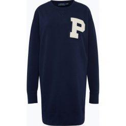 Bluzy damskie: Polo Ralph Lauren – Damska bluza nierozpinana, niebieski