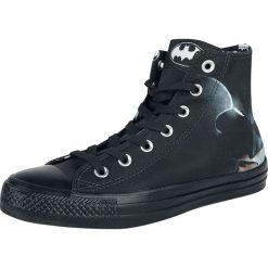 Converse DC Rebirth - Batman Buty sportowe czarny. Czarne buty sportowe męskie marki Converse, z motywem z bajki. Za 199,90 zł.