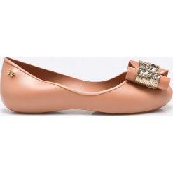 Zaxy - Baleriny. Różowe baleriny damskie Zaxy, z gumy. W wyprzedaży za 99,90 zł.