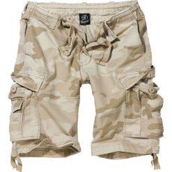 Spodenki i szorty męskie: Brandit Vintage Shorts Krótkie spodenki Vintage piaskowy