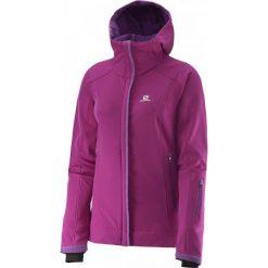 Salomon Kurtka Zimowa Snowcube Jacket W Aster Purple M. Fioletowe kurtki sportowe damskie Salomon, na zimę, m, z materiału. W wyprzedaży za 529,00 zł.