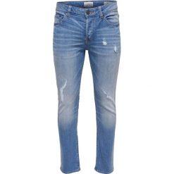 Spodnie męskie: Jeansy slim