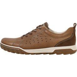 Ecco URBAN LIFESTYLE Obuwie hikingowe brown. Brązowe buty trekkingowe męskie ecco, z materiału, outdoorowe. W wyprzedaży za 439,20 zł.