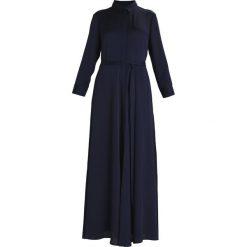 Długie sukienki: Banana Republic SHIRTDRESS Długa sukienka preppy navy