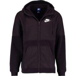 Kurtki męskie bomber: Nike Sportswear WINTER Kurtka z polaru port wine/white