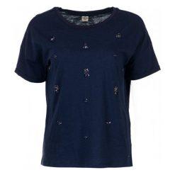 Timeout T-Shirt Damski L Ciemny Niebieski. Niebieskie t-shirty damskie Timeout, l, z bawełny. Za 125,00 zł.