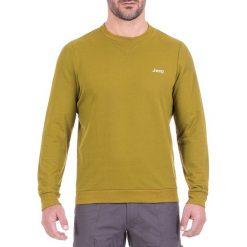 Bluzy męskie: Bluza w kolorze limonkowym