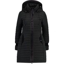 Płaszcze damskie pastelowe: khujo DAILY Krótki płaszcz dark grey