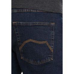 Jeansy męskie regular: BAD RHINO BASIC STRETCH Jeansy Straight Leg indigo