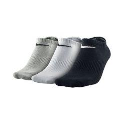 Skarpetki męskie: Skarpety Nike 3PPK Lightweight No Show (SX4705-901)
