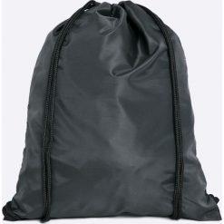 Reebok - Plecak. Szare plecaki męskie Reebok, z poliesteru. W wyprzedaży za 39,90 zł.