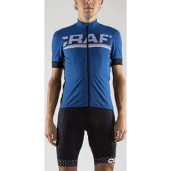 Odzież rowerowa męska: Craft Koszulka rowerowa Reel Jersey Niebieska r. L (1906096 - 367999)