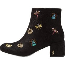 Botki damskie lity: Juicy Couture MARGARET Ankle boot black/multicolor
