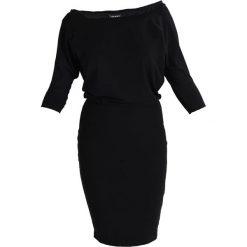 Baukjen ROSE  Sukienka etui caviar black. Szare sukienki marki Lollipops. W wyprzedaży za 399,20 zł.
