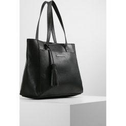 Anna Field Torba na zakupy black #4001. Brązowe shopper bag damskie marki Anna Field. Za 129,00 zł.