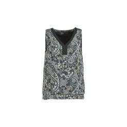 Bluzki Vero Moda  PAIS. Czarne bluzki asymetryczne Vero Moda, xs. Za 95,20 zł.