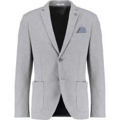 Kardigany męskie: Selected Homme SHDONE AIKEN Marynarka light grey melange
