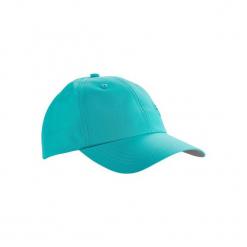 Czapka z daszkiem do golfa. Czarne czapki z daszkiem damskie marki INOVIK, z elastanu. W wyprzedaży za 14,99 zł.