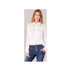 Koszule Cream  ELLA BLOUSE. Białe koszule nocne i halki Cream. Za 272,30 zł.
