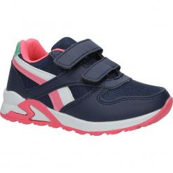Granatowe buty sportowe na rzepy Casu 723D-1. Szare buciki niemowlęce Casu, na rzepy. Za 49,99 zł.