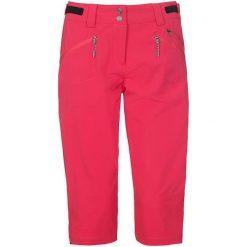 Spodnie dresowe damskie: KILLTEC Spodnie damskie Tulika czerwone r. 38