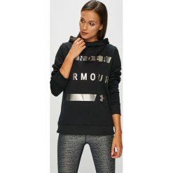 Under Armour - Bluza. Szare bluzy męskie rozpinane marki TARMAK, m, z bawełny, z kapturem. Za 279,90 zł.