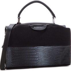 Torebka MONNARI - BAG2610-020 Black. Czarne torebki klasyczne damskie marki Monnari, ze skóry ekologicznej. W wyprzedaży za 199,00 zł.