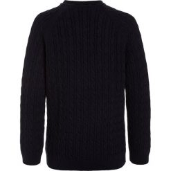 Swetry chłopięce: Lacoste Sweter navy blue