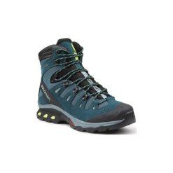 Buty Salomon  Buty trekkingowe  Quest 4D 3 GTX 401558-29. Szare buty trekkingowe męskie marki Salomon, z gore-texu, na sznurówki, outdoorowe, gore-tex. Za 899,00 zł.