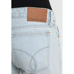 Calvin Klein Jeans Jeansy Slim Fit berlin blue. Niebieskie jeansy męskie marki Calvin Klein Jeans. W wyprzedaży za 519,20 zł.