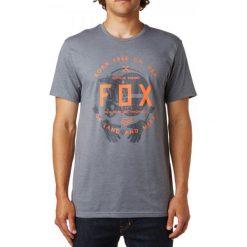 T-shirty męskie: FOX T-Shirt Męski Claw Ss Tee S Szary