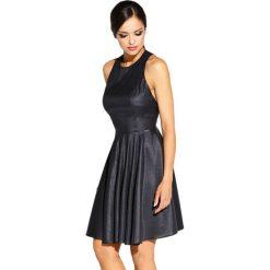"""Sukienki balowe: Sukienka """"Leila"""" w kolorze czarnym"""