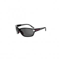 Okulary przeciwsłoneczne do biegania RUNNING 500W kategoria 3. Czarne okulary przeciwsłoneczne damskie aviatory KALENJI. Za 49,99 zł.