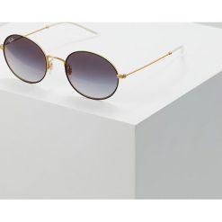 RayBan Okulary przeciwsłoneczne goldcoloured on top blue. Żółte okulary przeciwsłoneczne damskie lenonki Ray-Ban. Za 639,00 zł.