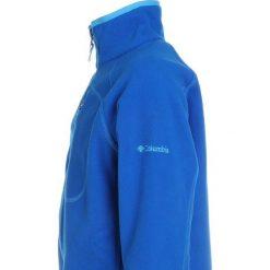 Columbia FAST TREK II FULL ZIP Kurtka z polaru super blue/riptide. Różowe kurtki dziewczęce sportowe marki Columbia. Za 129,00 zł.