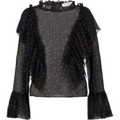 Bluzki asymetryczne: Navy London Bluzka black
