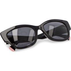 Okulary przeciwsłoneczne MARELLA - Rock 38010182  002. Czarne okulary przeciwsłoneczne damskie lenonki Marella. W wyprzedaży za 339,00 zł.