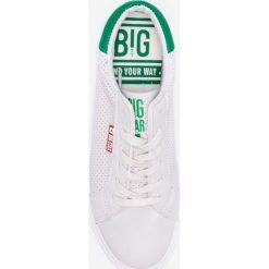 Big Star - Tenisówki. Szare tenisówki damskie BIG STAR, z gumy. W wyprzedaży za 59,90 zł.
