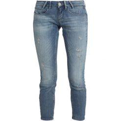 Freeman T. Porter LEELA Jeans Skinny Fit naval. Niebieskie jeansy damskie relaxed fit marki Freeman T. Porter. Za 379,00 zł.