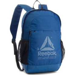 Plecak Reebok - Junior Motion DA1262  Bunblu. Niebieskie plecaki damskie Reebok, z materiału, sportowe. W wyprzedaży za 119,00 zł.