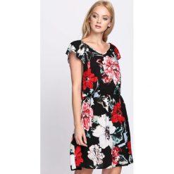 Sukienki: Czarna Sukienka Unpredictable