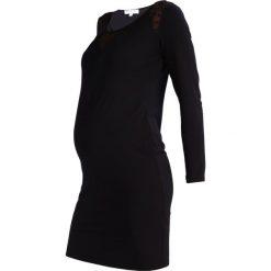 Sukienki hiszpanki: Envie de Fraise ELOISE Sukienka z dżerseju black