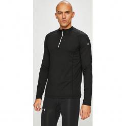 Killtec - Bluza. Czarne bluzy męskie rozpinane KILLTEC, l, z dzianiny, z krótkim rękawem, krótkie, bez kaptura. W wyprzedaży za 129,90 zł.