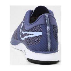 Buty do biegania damskie: Nike Performance ZOOM STRIKE Obuwie do biegania treningowe blue recall/royal tint/light carbon/dark obsidian/white/black