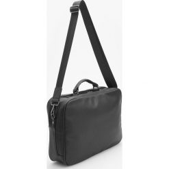 Torba na ramię - Czarny. Czarne torby na ramię męskie Reserved, na ramię. Za 159,99 zł.