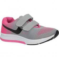 Szare buty sportowe na rzepy Casu 5A-YF86170. Szare buciki niemowlęce Casu, na rzepy. Za 59,99 zł.