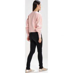 Bluzy rozpinane damskie: someday. UNIA Bluza pale blush